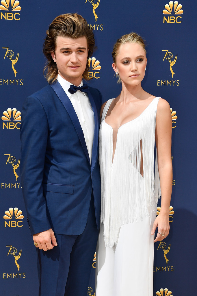 Maika Monroe – 70th Emmy Awards in Los Angeles 17-09-2018