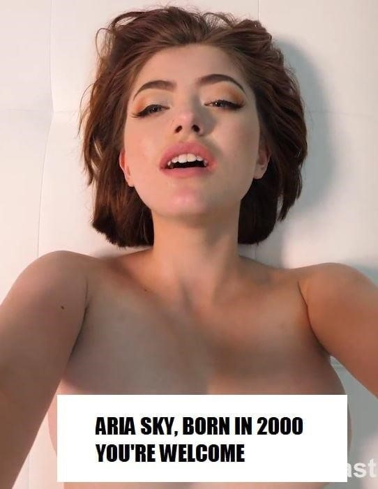 Porn star sky black-3081