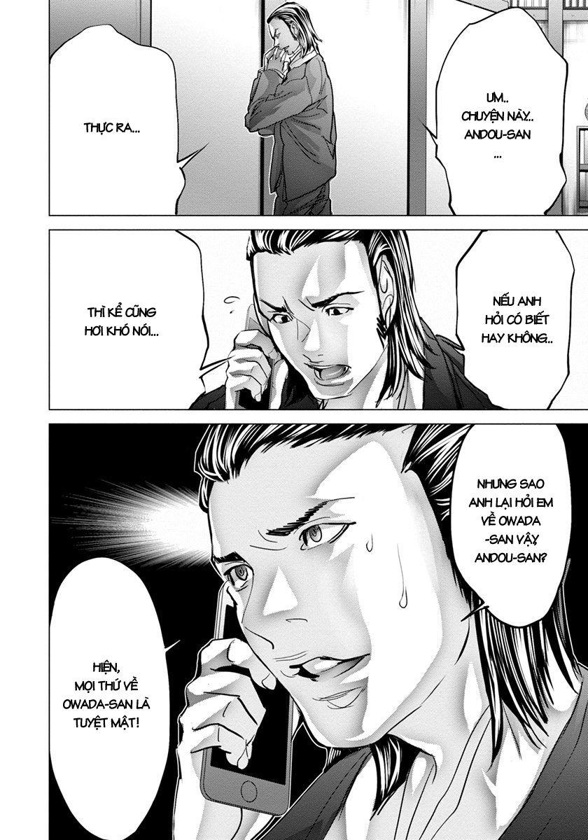 Trái Tim Và Thân Xác - Blush-DC Himitsu Chapter 47 - Trang 26