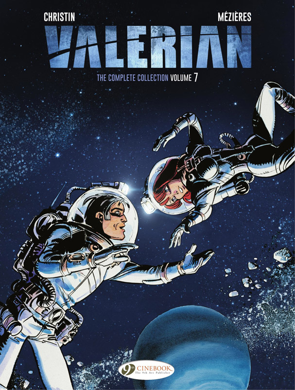 Valerian - The Complete Collection 7 (2018)