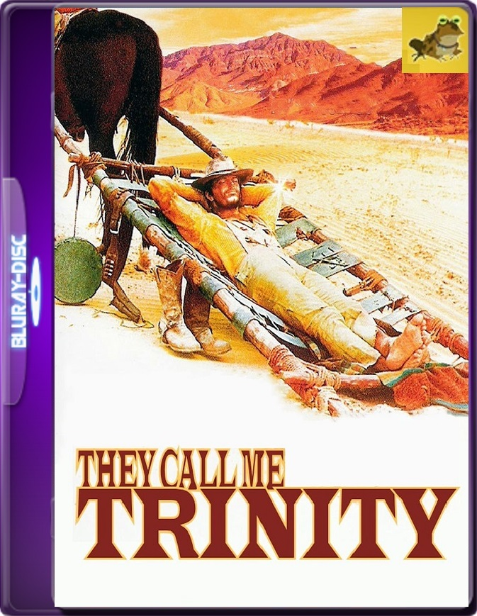 They Call Me Trinity (1970) Brrip 1080p (60 FPS) Inglés Subtitulado