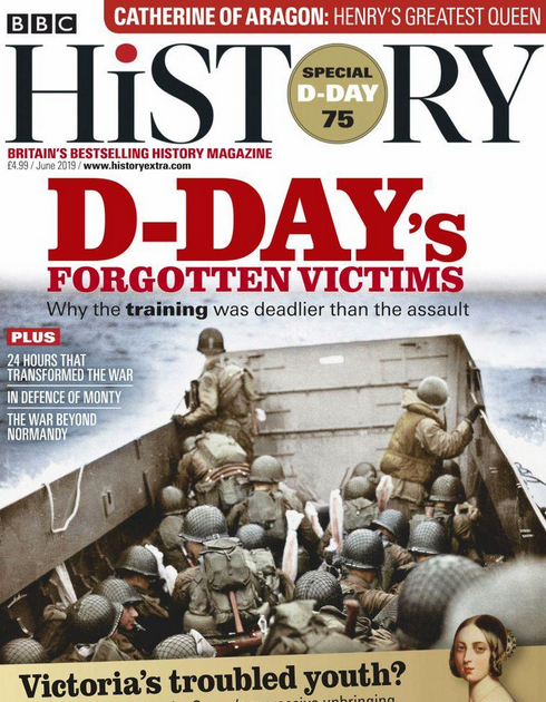BBC History UK – June 2019