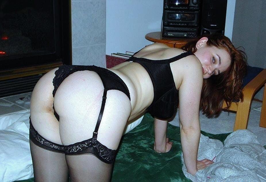 Milf naked lingerie-7308
