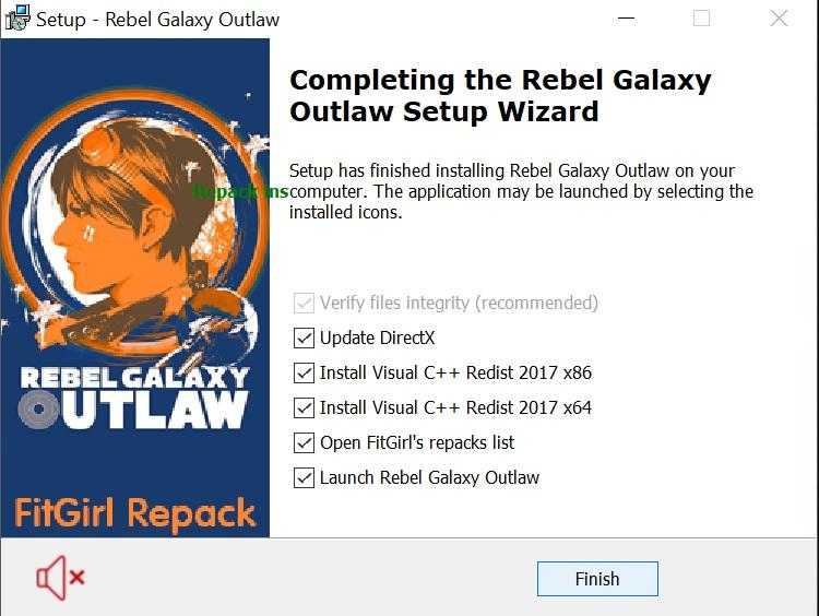 Mojblink si - Rebel Galaxy Outlaw[FitGirl Repack]