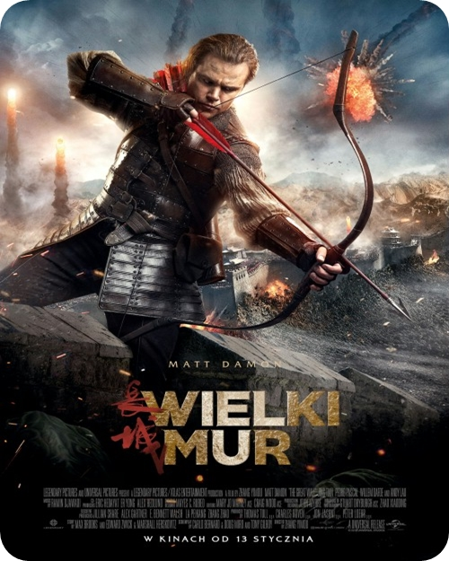 Wielki Mur / The Great Wall (2016) BLU-RAY.REMUX.MULTI.H264.ATMOS 7.1.AC-3.1080p.MDA / LEKTOR i NAPISY