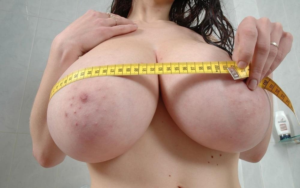 Slim girl huge tits-4599