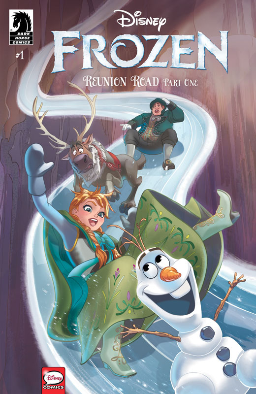 Frozen - Reunion Road #1-3 (2019)