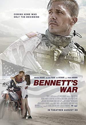 Bennetts War 2019 720p WEBRip 800MB x264-GalaxyRG