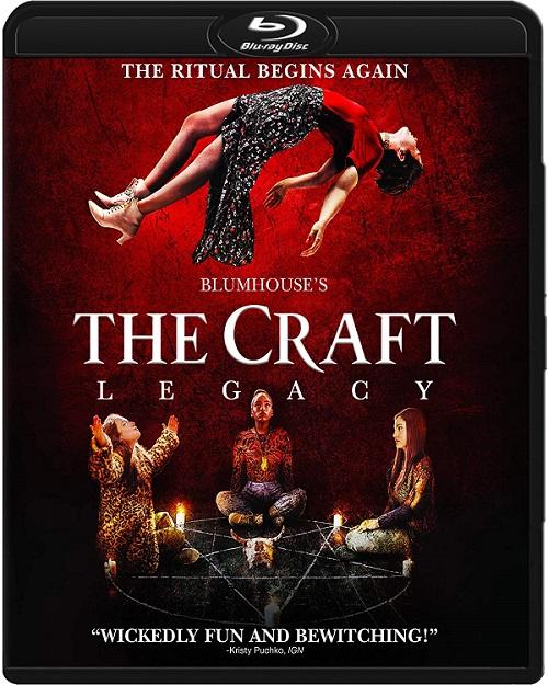 Szkoła czarownic: Dziedzictwo / The Craft Legacy (2020) MULTi.720p.BluRay.x264.DTS.AC3-DENDA / LEKTOR i NAPISY PL