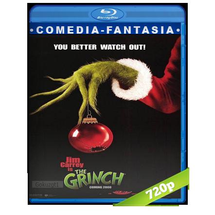 El Grinch 720p Lat-Cast-Ing (2000)