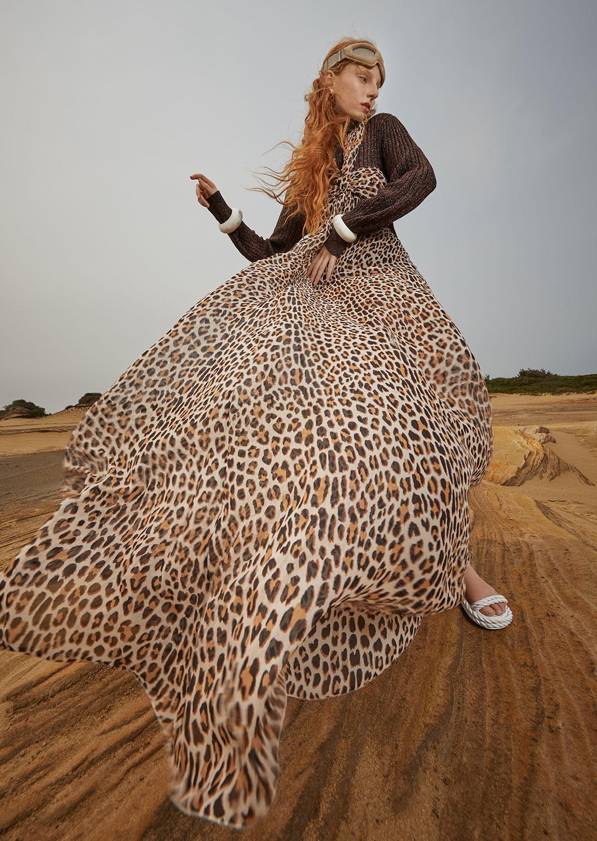 Модный маскарад в журнале Grazia / фото 08