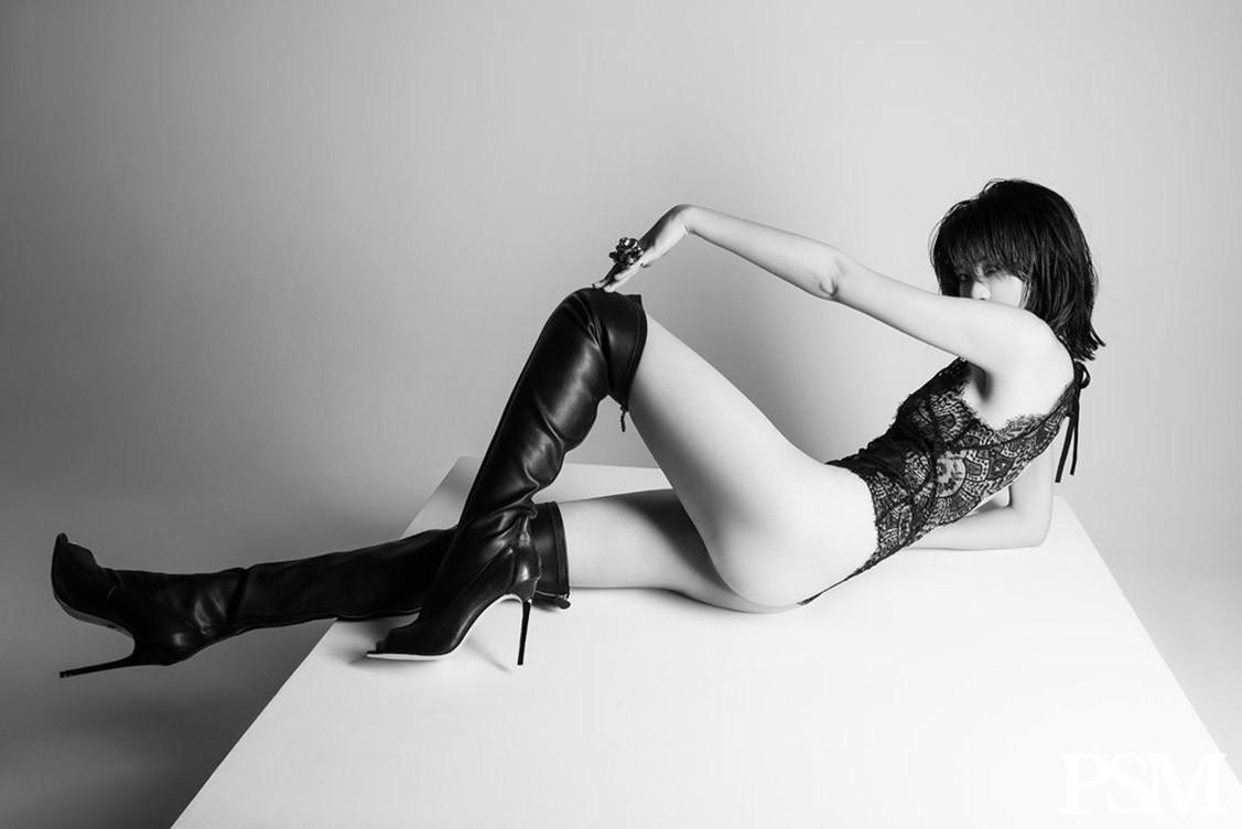 Chen Xuyan nude by Pino Leone - PSM Magazine