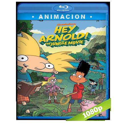Oye Arnold Una Peli En La Jungla 1080p Lat-Cast-Ing 2.0 (2017)