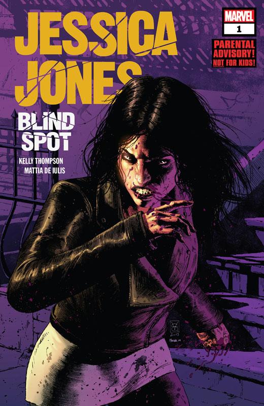 Jessica Jones - Blind Spot #1-2 (2020)
