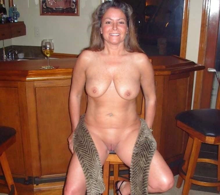 Real amateur mature casting-4235