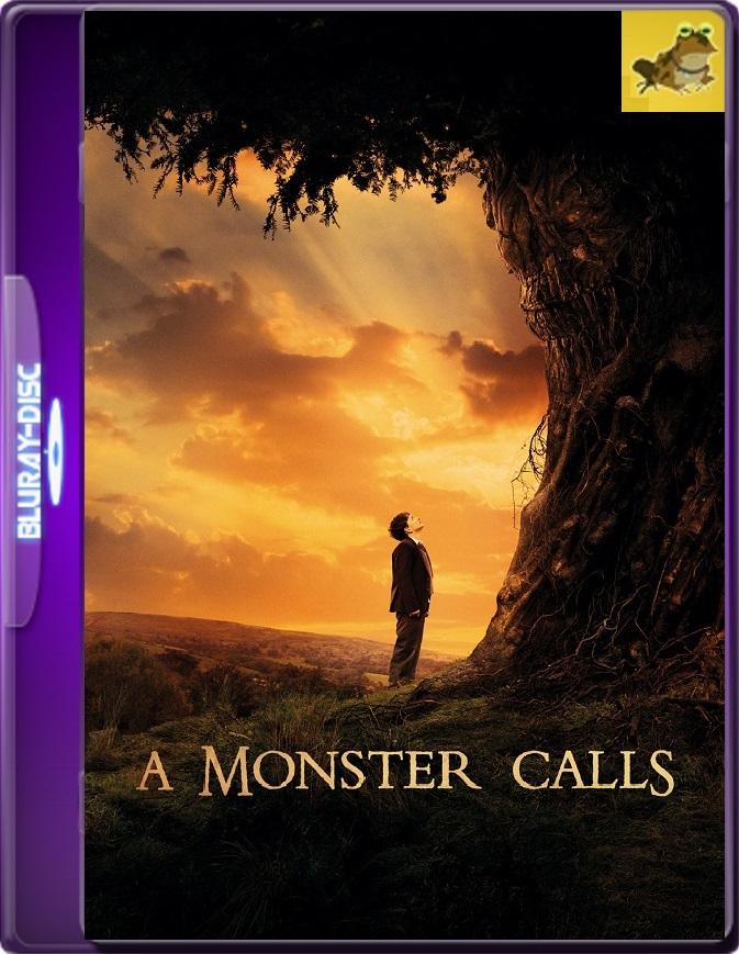 Un Monstruo Viene A Verme (2016) Brrip 1080p (60 FPS) Latino / Inglés