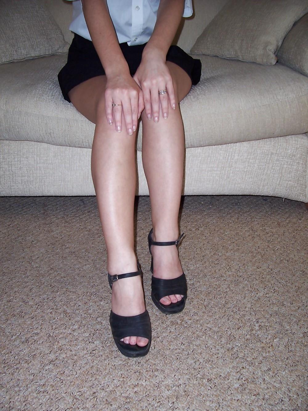Schoolgirl feet porn-5442