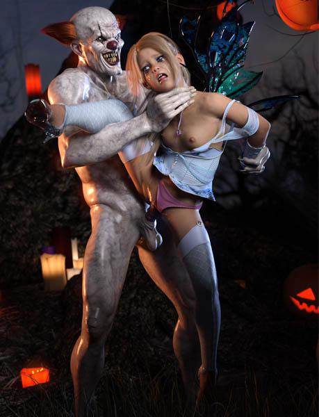 [Dwemra] Daniela Halloween