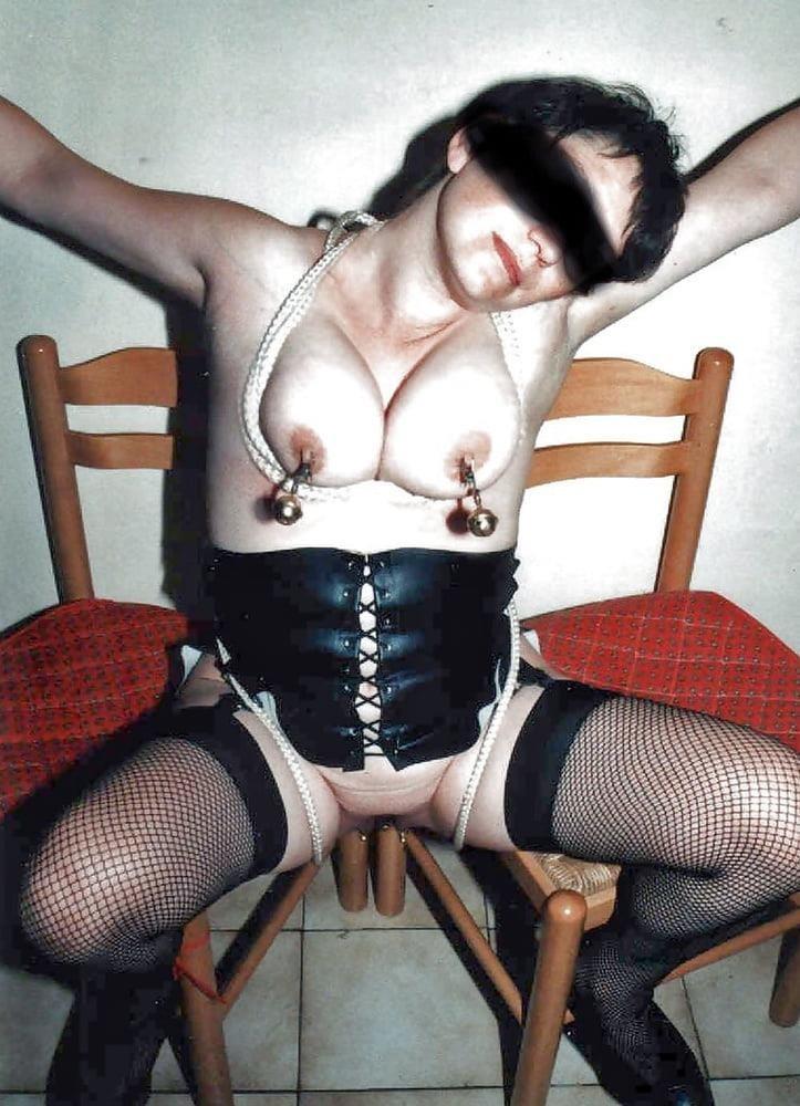Porn tit bondage-5736