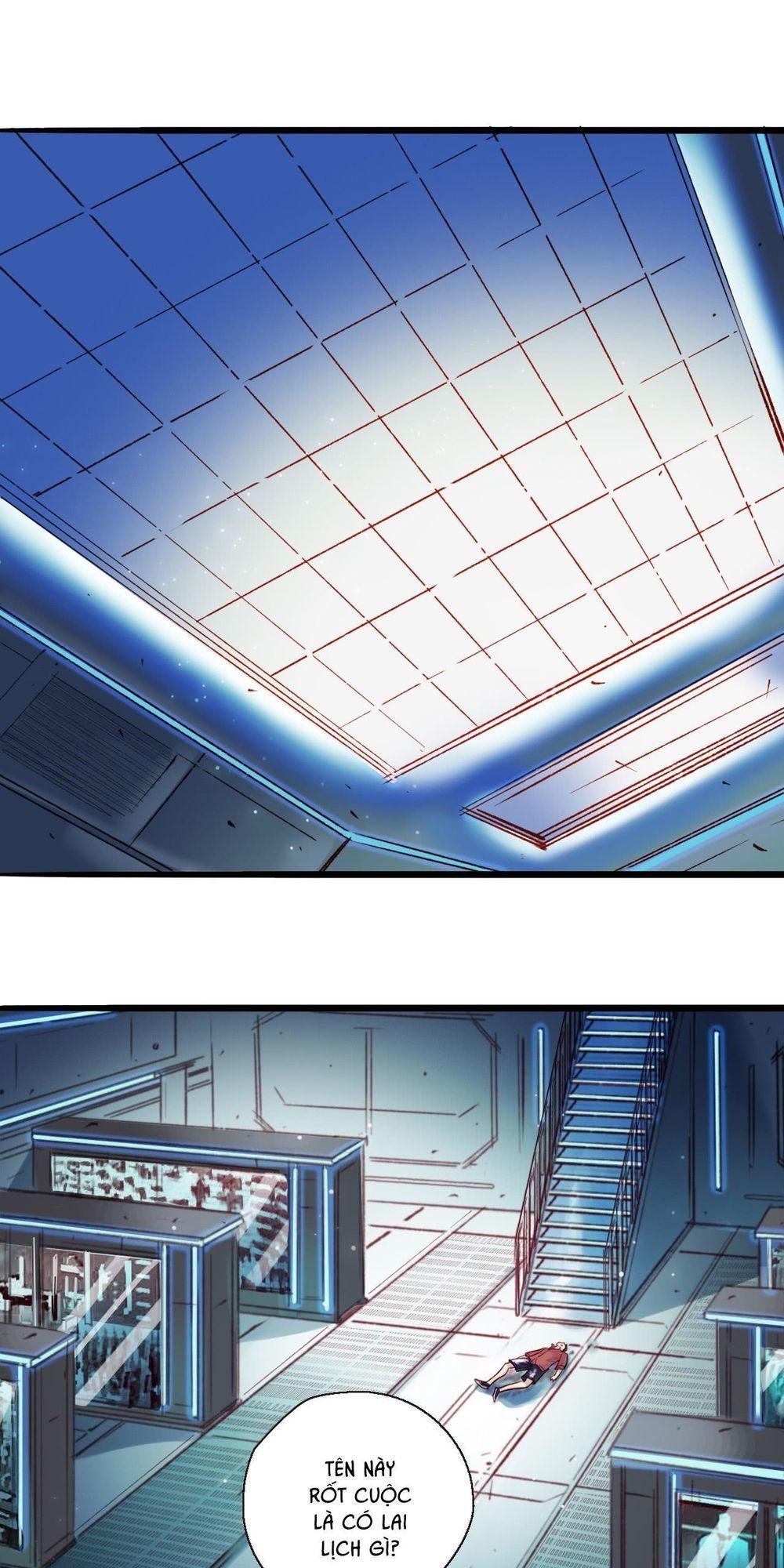 Thế Giới Xa Lạ Chapter 8 - Trang 17