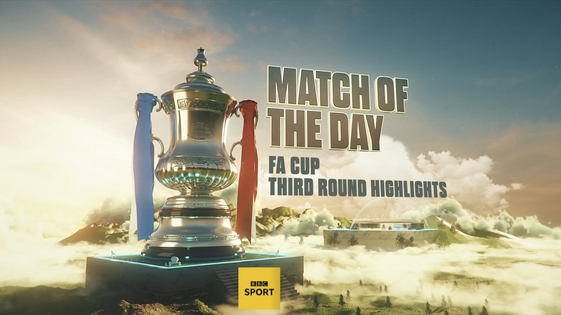 BBC Match of the Day 2 – FA Cup Highlights 05 Jan 2020