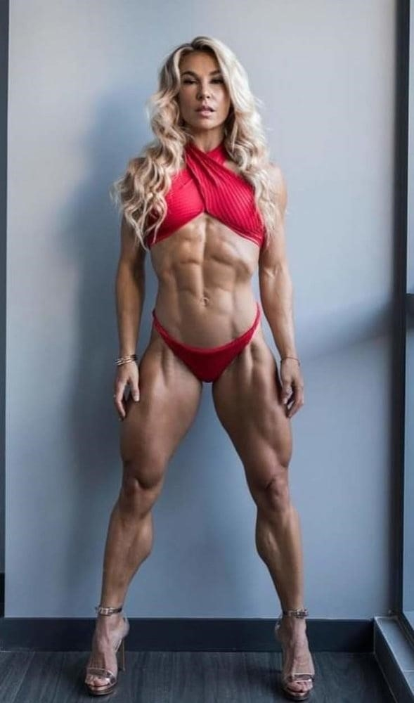 Muscle female bdsm-2753