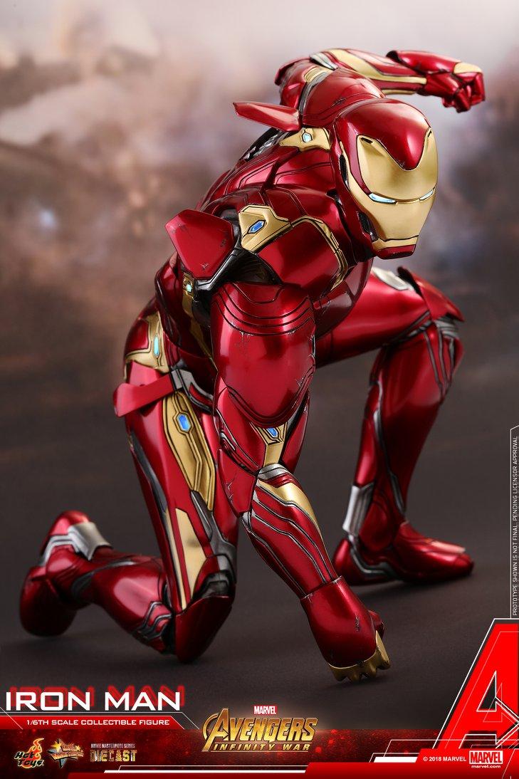 Avengers - Infinity Wars - Iron Man Mark L (50) 1/6 (Hot Toys) GPzhWP8M_o