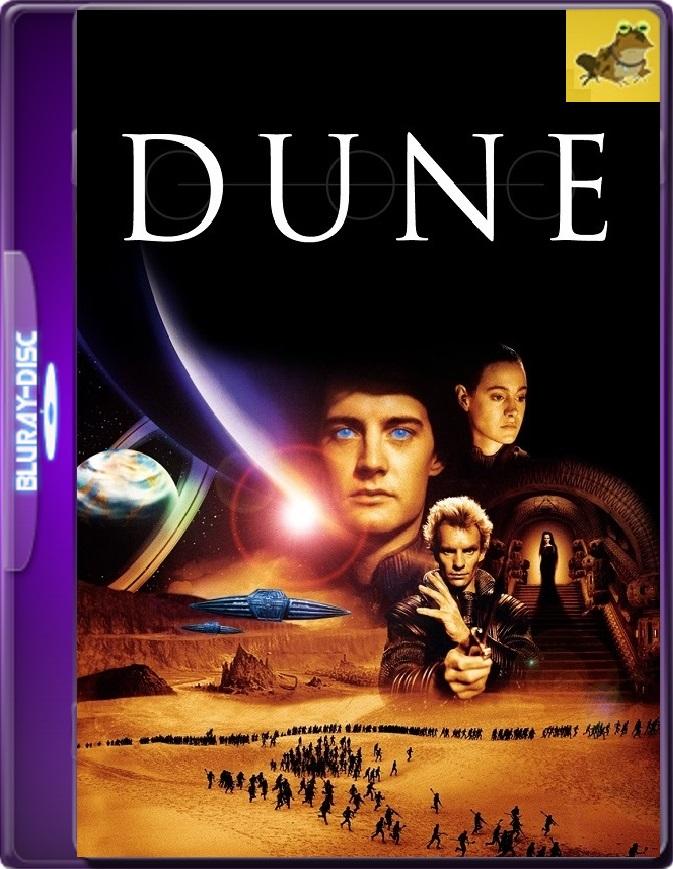 Dunas (1984) Brrip 1080p (60 FPS) Latino / Inglés
