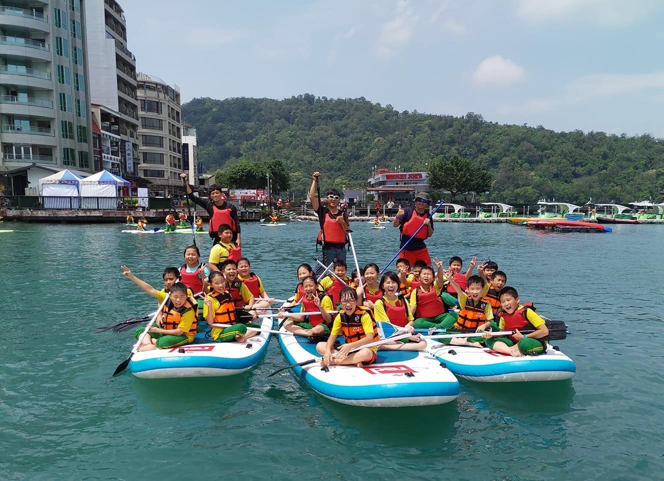 水上活動校外教學
