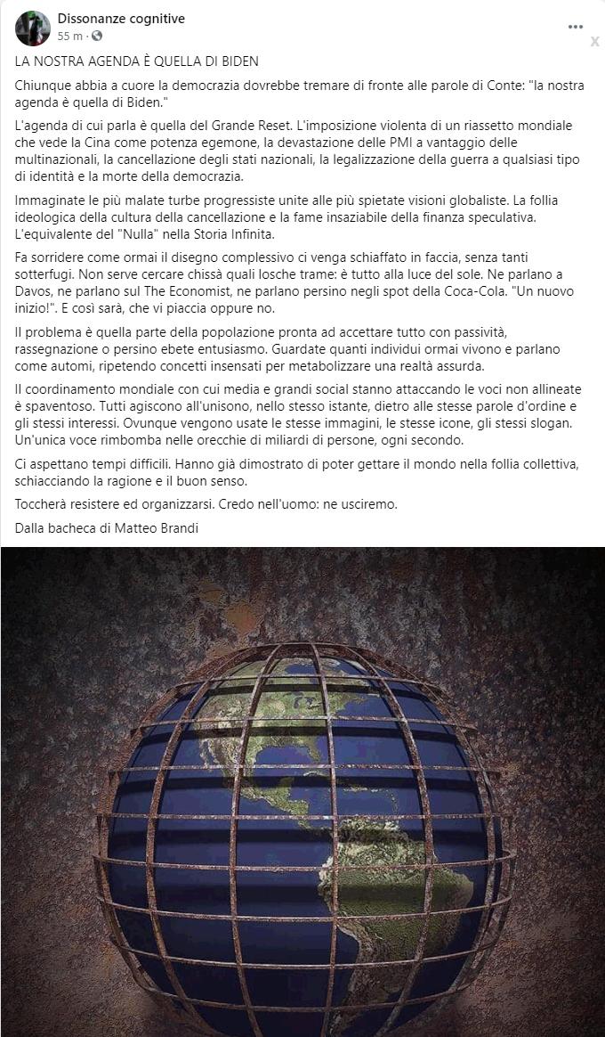 Paura, isolamento, odio sociale, malessere: ecco la Phobocrazia - Pagina 2 6qHrlohC_o