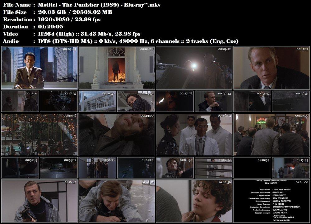 Re: Mstitel / Punisher, The (1989)