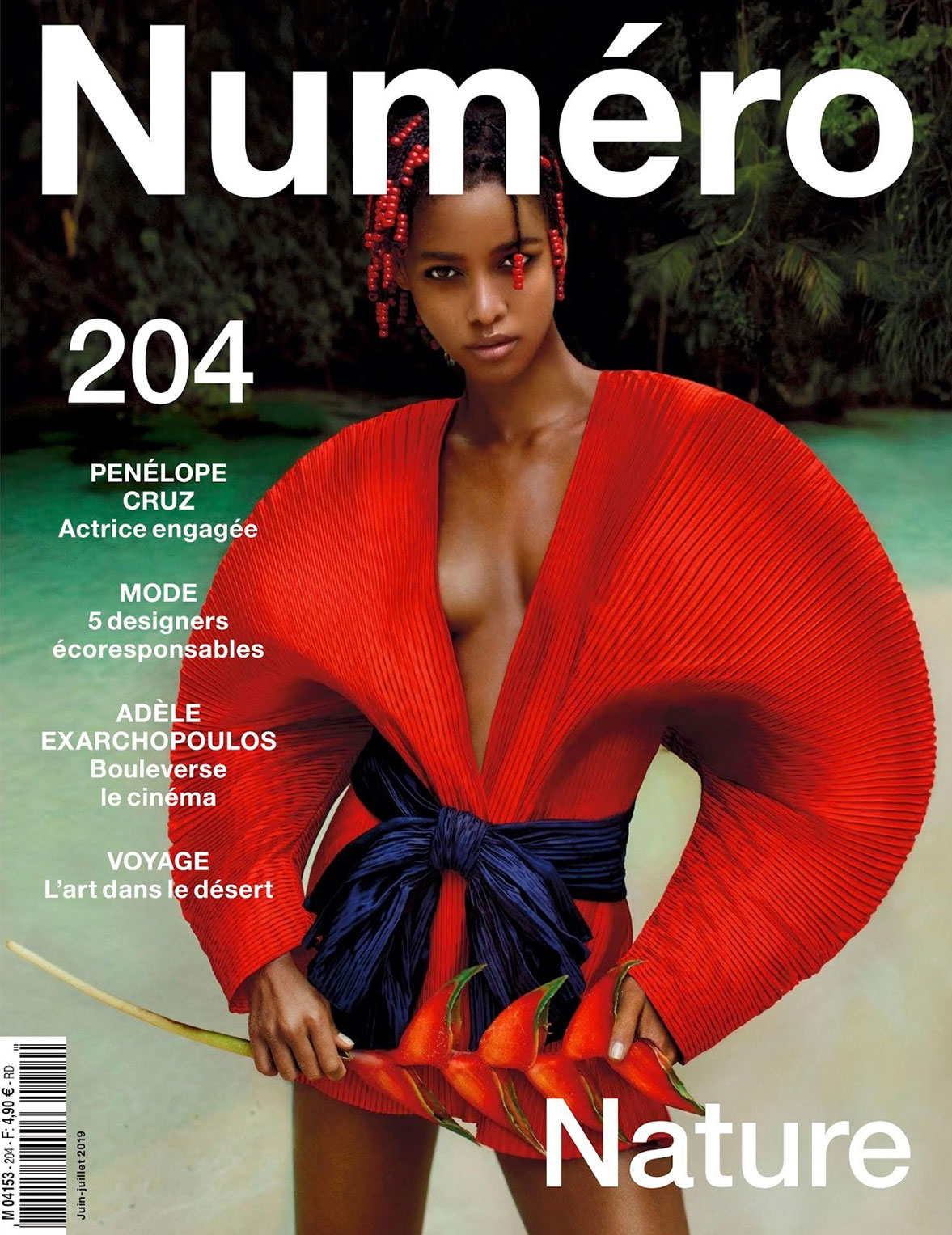 Lost Paradise / Blesnya Minher by Txema Yeste / Numero Magazine june-july 2019