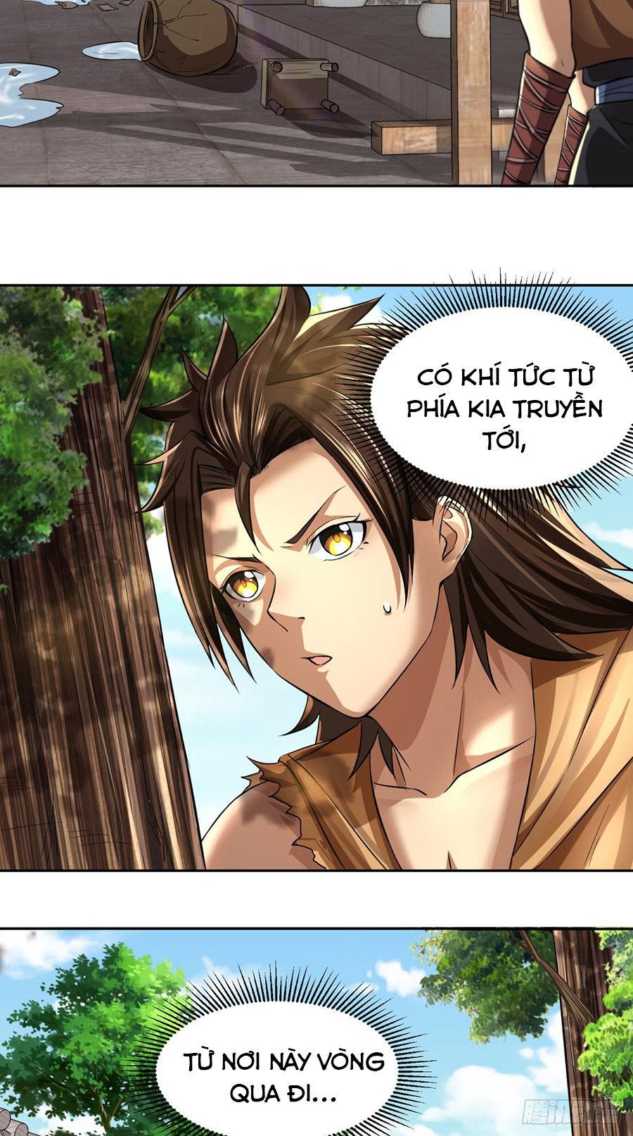 Tu Thiên Truyện Chapter 12 - Trang 43
