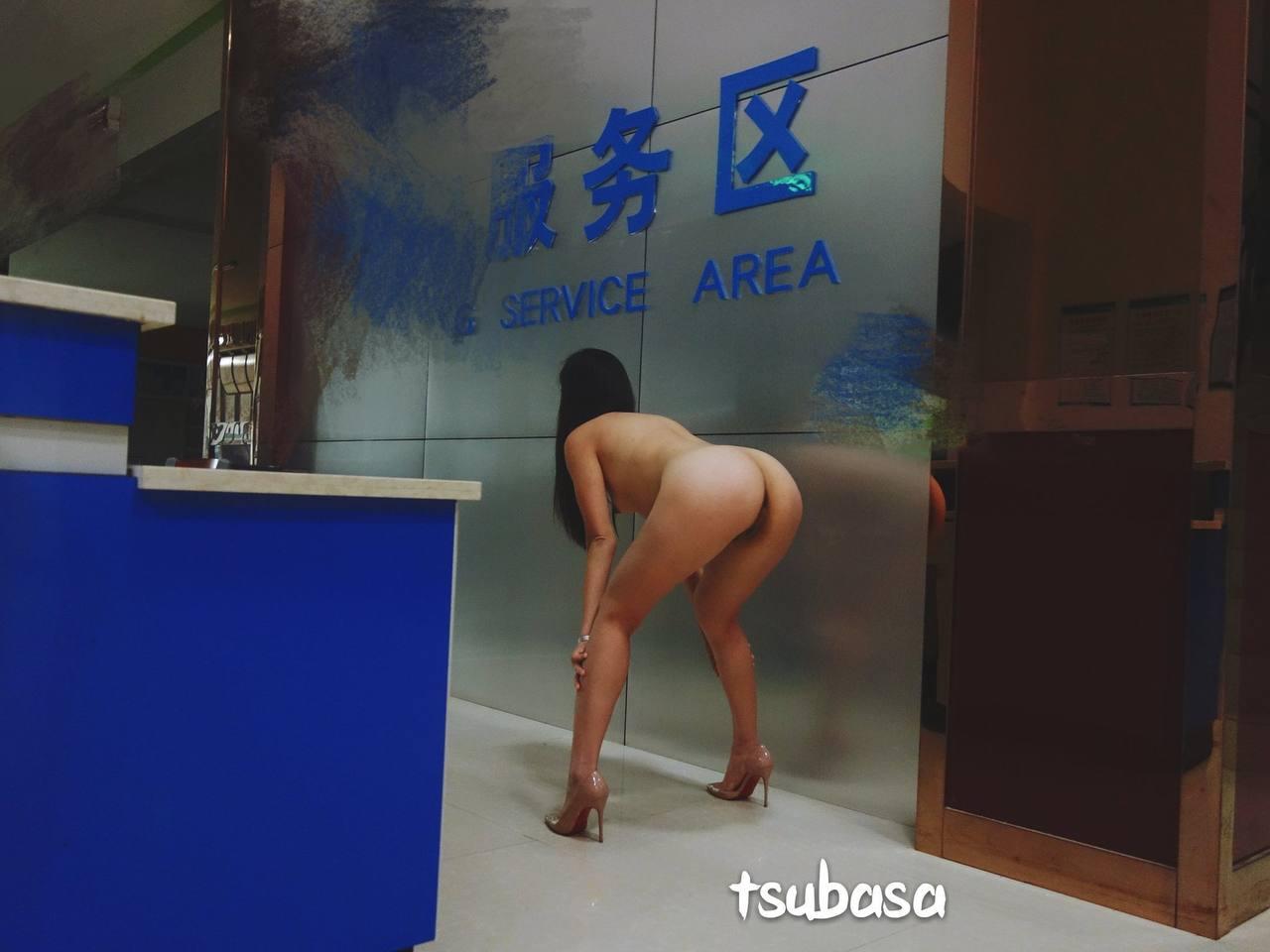 图片[2]-Tsubasa户外露出1[25P]-爱日逼