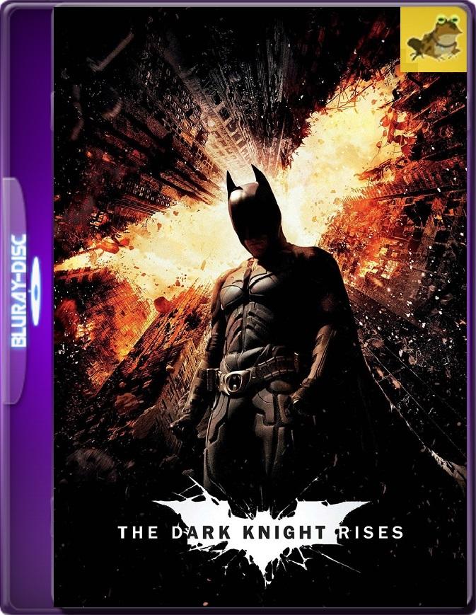 Batman: El Caballero De La Noche Asciende (2012) Brrip 1080p (60 FPS) Latino / Inglés