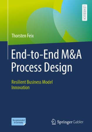 End to End M&A Process Design Resilient Business Model Innovation