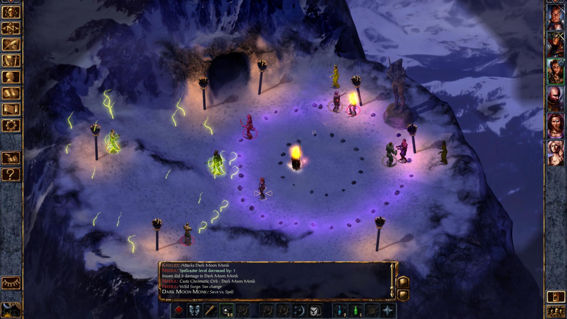 Baldurs Gate: Enhanced Edition Captura 3