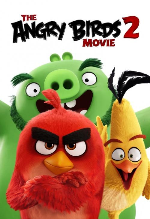 Angry Birds Film 2 / The Angry Birds Movie 2 (2019) PLDUB.BDRip.XviD-KiT / Dubbing PL