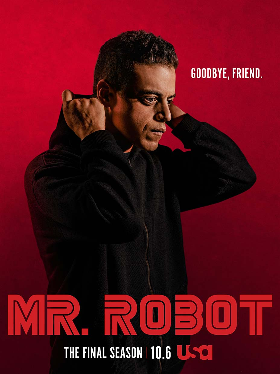 Mr. Robot Season4 S04 720P WEBRIP