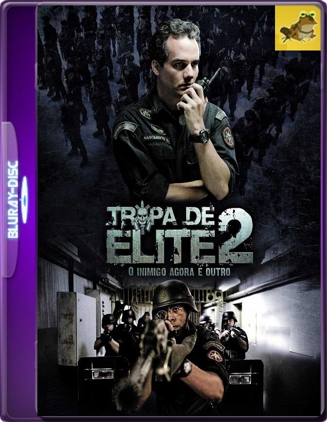 Tropa De Élite 2 (2010) Brrip 1080p (60 FPS) Latino / Portugués
