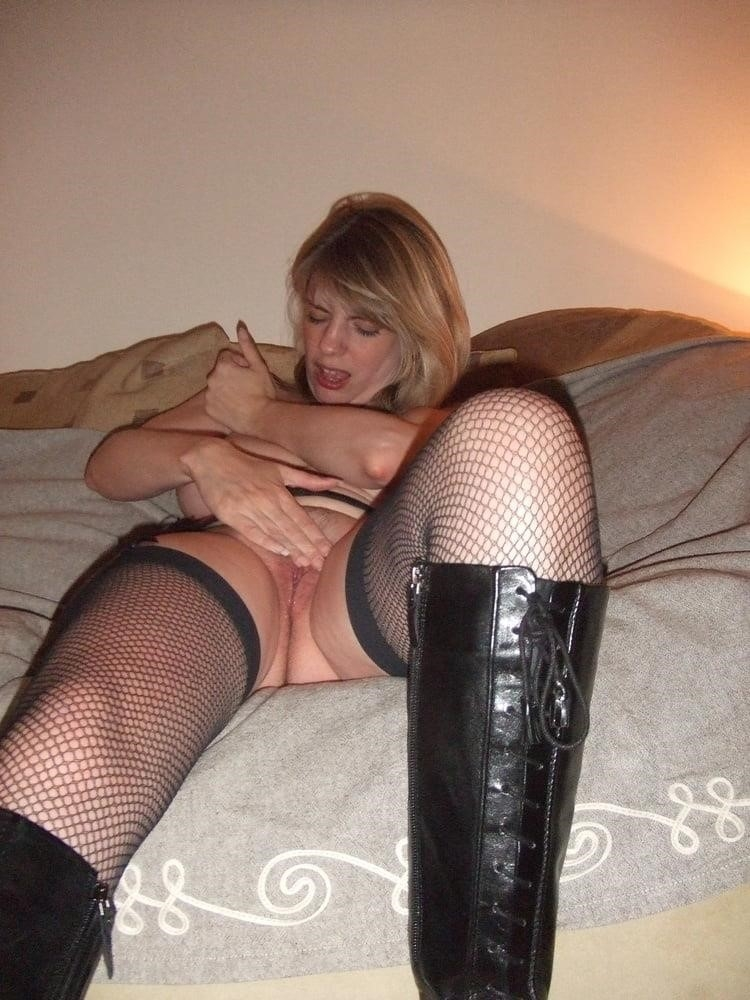 Hot blond milf anal-7031