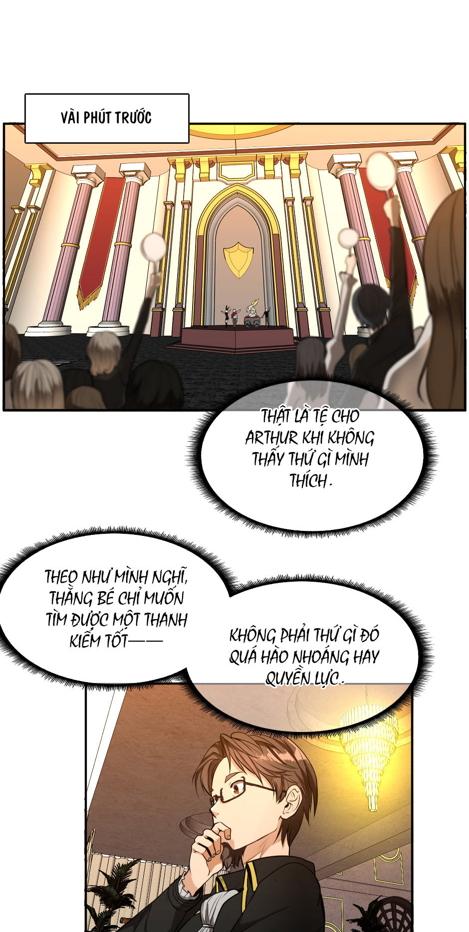 The Beginning After The End chap 42 - Trang 4