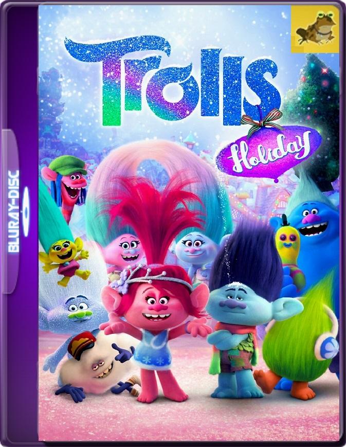Trolls: Días De Fiesta (2017) Brrip 1080p (60 FPS) Latino