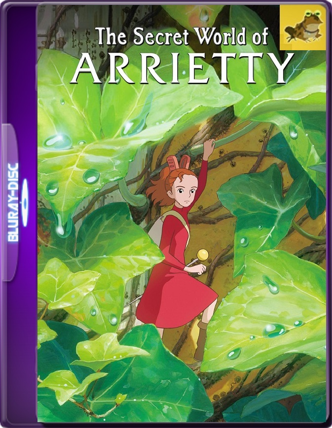 El Mundo Secreto De Arrietty (2010) Brrip 1080p (60 FPS) Latino / Japonés