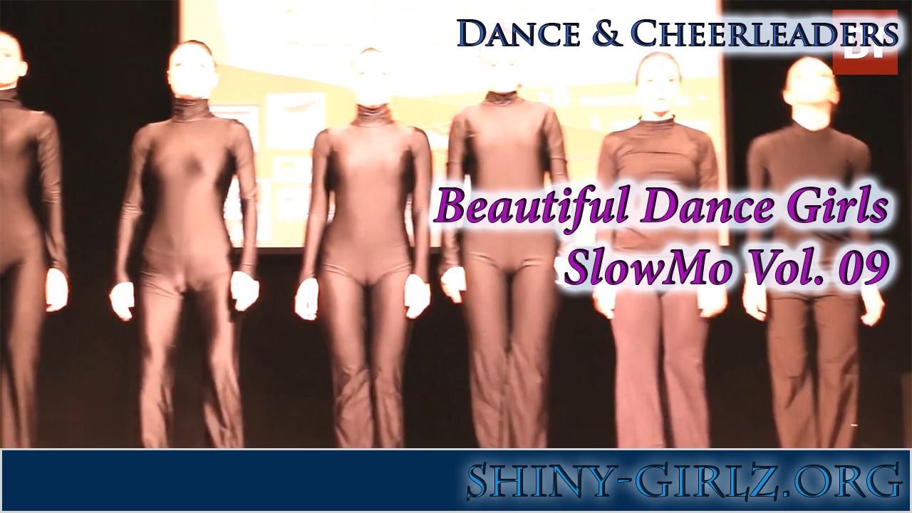 Beautiful Dance Girls – SlowMo Vol. 09