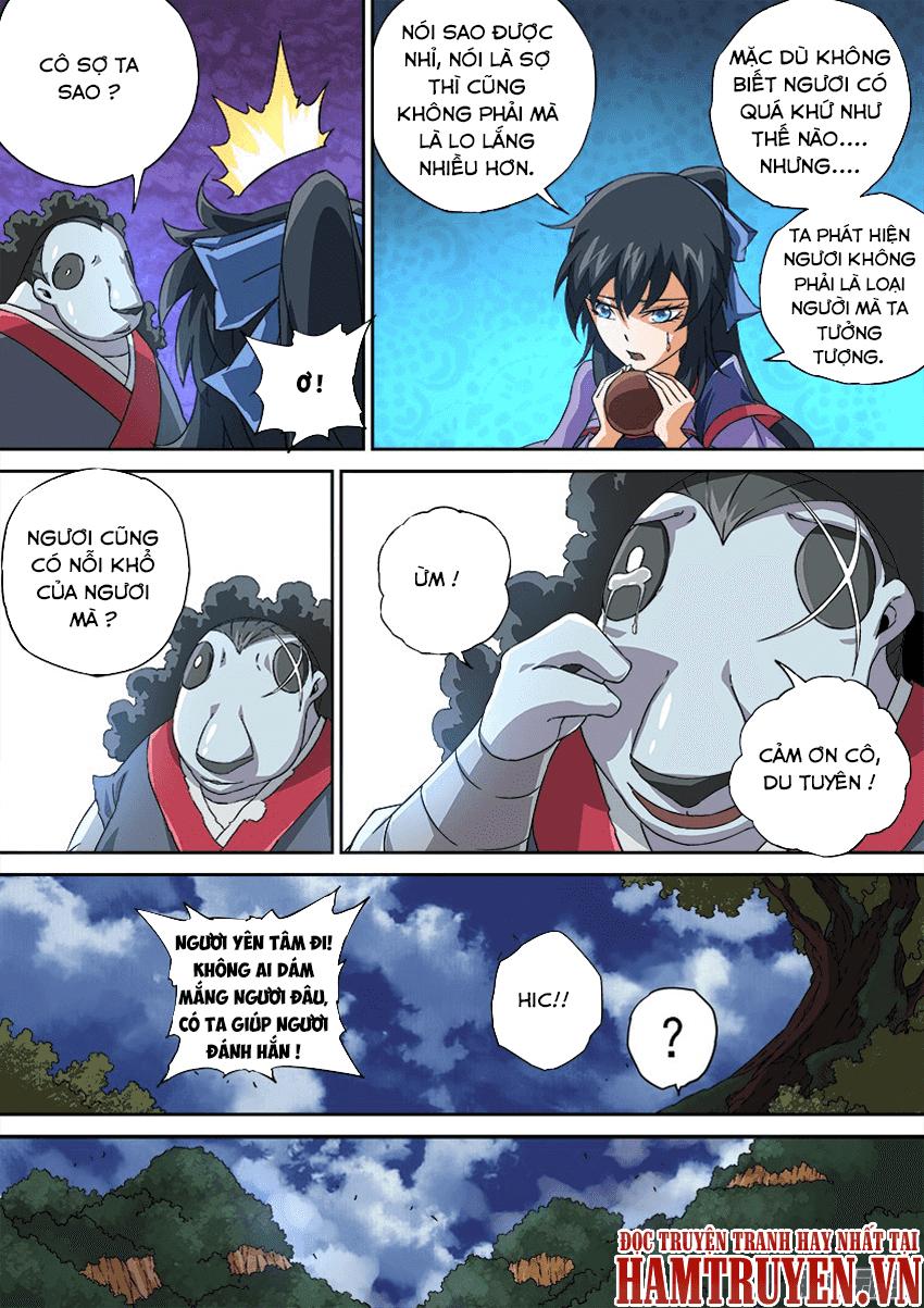 Quyền Bá Thiên Hạ Chapter 65