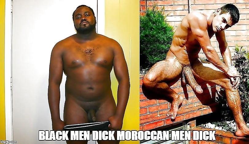 Black men naked penis-5025