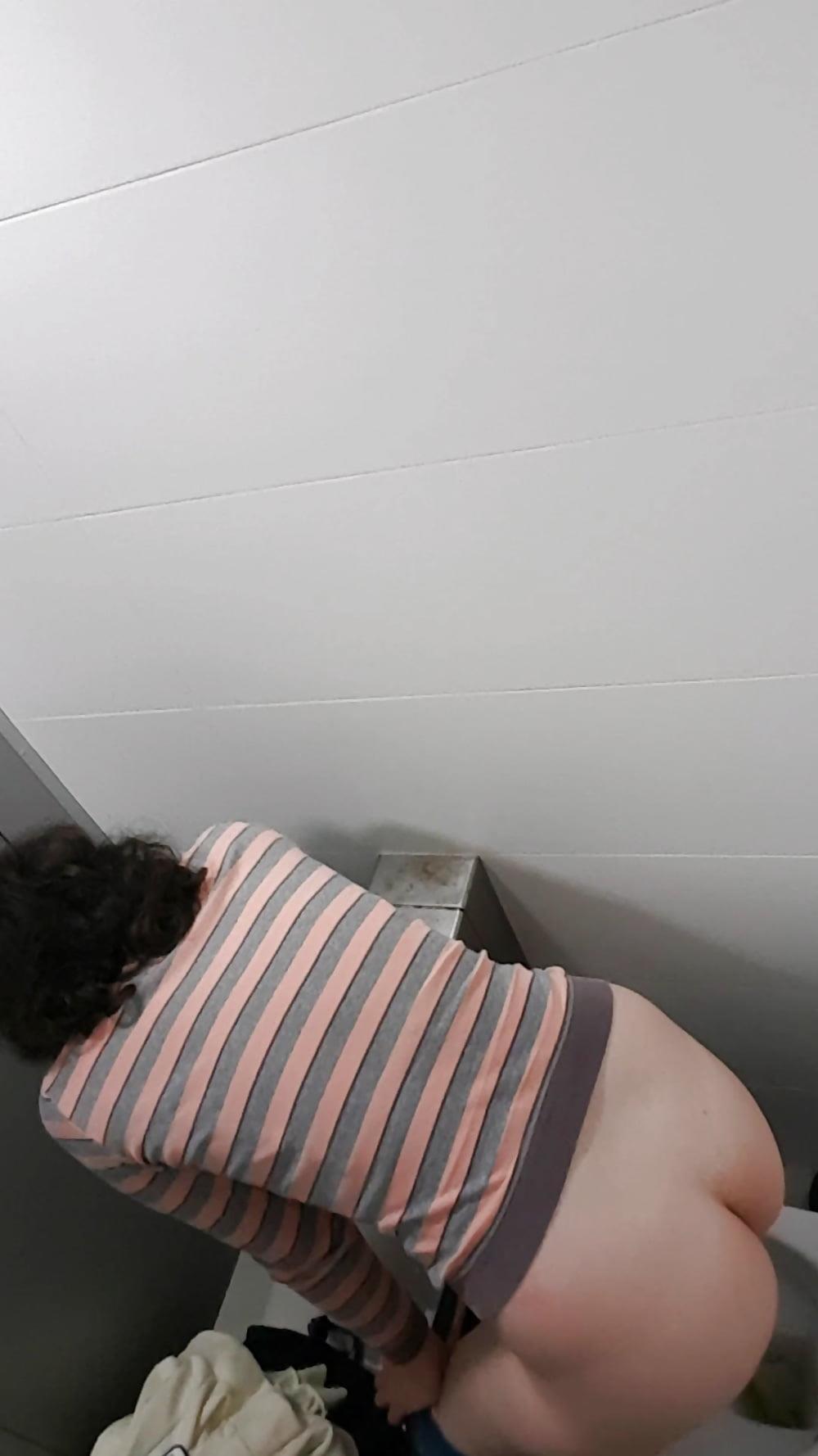 Public toilet spy cam porn-5994