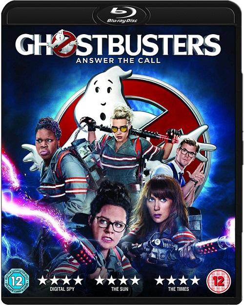 Ghostbusters. Pogromcy duchów / Ghostbusters (2016) EXTENDED.MULTi.720p.BluRay.x264.DTS.AC3-DENDA / LEKTOR i NAPISY PL