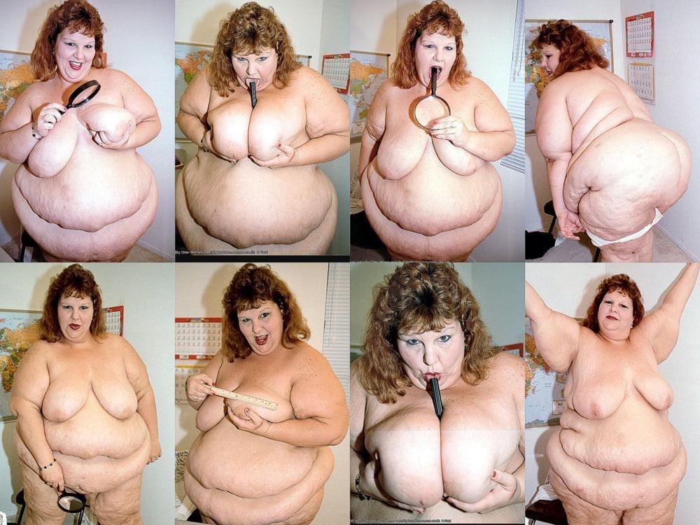 Sexy fat white women-5512